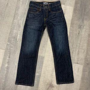 Levi Strauss & Co Slim Straight Jeans